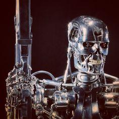 Bustos, Actions Figures e Dioramas O Exterminador do Futuro
