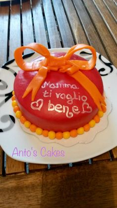 Muttertags Torte