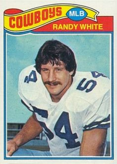 1977 Topps Mexican Randy White Dallas Cowboys Football Card for sale online Dallas Cowboys History, Dallas Cowboys Players, Dallas Cowboys Pictures, Nfl History, Dallas Cowboys Football, Football Players, Cowboys 4, Pittsburgh Steelers, Football Conference