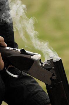 something about shotguns...