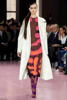 Christian Dior fall/winter 2015 collection - Paris fashion week. #dior