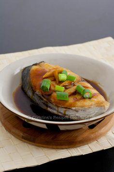 Pan Fried Fish Fillet (Hong Kong Style)