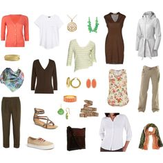 """""""Italian Capsule 2"""" by ladylighttravel on Polyvore"""