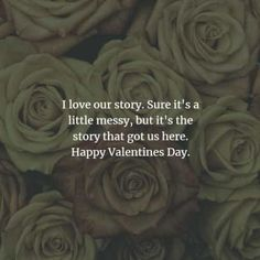 50 Valentine's day quotes and Valentine's day messages. Here are the best Valentine's day quotes and sayings to convey the love for your spe. Best Valentines Day Quotes, Valentines Day Messages, Happy Valentines Day, Romantic Messages, Sweet Messages, Valentine's Day Quotes, Quote Of The Day, Sayings, My Love