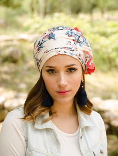TOOKY Retro headscarf color scarf headband tie headband hair band