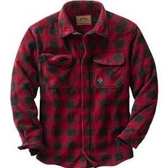 Men's Navigator Fleece Buffalo Button Down Shirt at Legendary Whitetails - Fleece Shirt -ideas of Fleece Shirt - Men's Navigator Fleece Buffalo Button Down Shirt at Legendary Whitetails Casual Shirts, Casual Outfits, Men Casual, Lumberjack Style, Buffalo Plaid Shirt, Estilo Rock, Sweater Shirt, Shirt Men, Mens Flannel Shirt