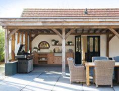 Bon Kitchen:Summer Kitchen Long Dining Table Best Summer Kitchens Bridge Garden  Suite Plants In Door
