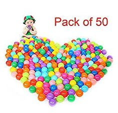 Go to http://prenatal-baby-toddler-preschool-store.co.uk/hosaire-50pcs-phthalate-free-bpa-free-crush-proof-plastic-ocean-ball-pit-balls-55cm  to review Hosaire 50PCS Phthalate Free BPA Free Crush Proof Plastic Ocean Ball Pit Balls 5.5cm by Hosaire
