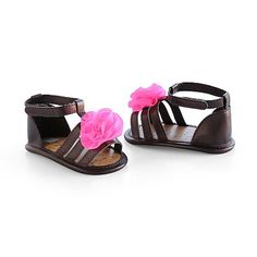 Carter's Metallic Sandals - Baby