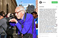 BELOVED FASHION PHOTOGRAPHER BILL CUNNINGHAM DIES AGED 87