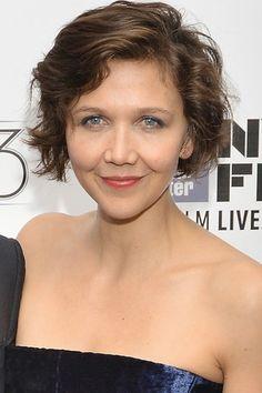 Maggie Gyllenhaal short hairstyles