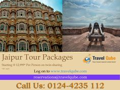 Jaipur tour package starting @ 6,999*/- Only. Call 0124-4235112 for itinerary and package details.  #JaipurTourPackage #JaipurHoliday