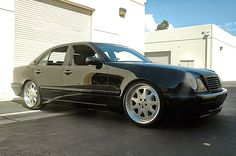 Mercedes-Benz W210 E420 by RENNtech | BENZTUNING | Performance and Style