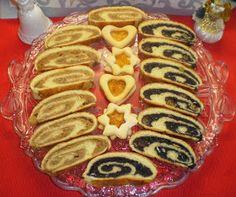 Mariannkonyha: Diós és mákos bejgli Waffles, Pancakes, Rum, Breakfast, Dios, Morning Coffee, Waffle, Pancake, Rome