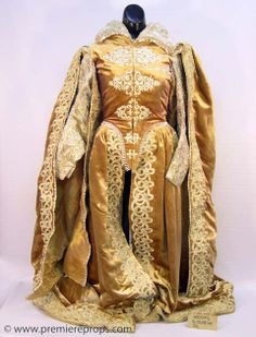 Viola's Wedding Gown (Shakespeare in Love, 1998).
