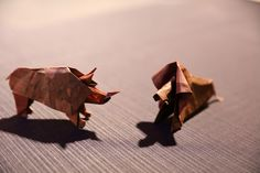 Origami by Iwao Yamaguchi Thailand, Yamaguchi, Asian Recipes, Origami, Stud Earrings, Culture, Accessories, Food, Indian Kitchen