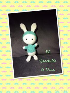Conejito #crochet #ganchillo