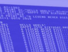 Der Monat des Commodore64 - Alles Gute zum 35. Geburtstag!