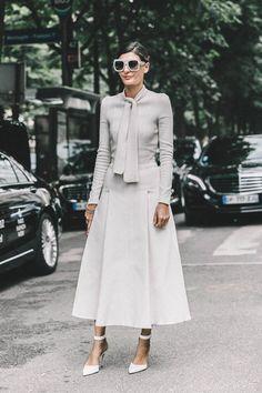 Fashion On The Street | Paris