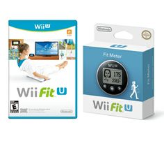 Top Get-Fit Toys And Apps! For Couples: Nintendo Wii Fit U, $59, the newest fitness title for Nintendo's game console allows couples--or entire families--to compete in more than 70 different exercise activities (including luge, rowing, dance, climbing, and yoga) while still tracking their progress in individual exercise plans. #SelfMagazine