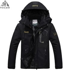 Holiday Season Sale. PEILOW Winter women Men Parka Jacket men`s Fashion Hooded Thick Warm Outwear Waterproof Windproof Overcoat Wadded Coat * Find out more on  AliExpress.com. Just click the VISIT button.