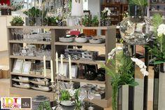 Artículos de mesa y decoración