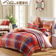 MERCURY Home Textile Bazaar's Night 4pcs 100% cotton sanding printed bedding set bedsheet bed spread