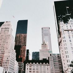 Manhattan by nyc_obsessed_ Nyc, Places To Travel, Places To See, Voyager C'est Vivre, Cities, City Vibe, Destination Voyage, To Infinity And Beyond, Concrete Jungle