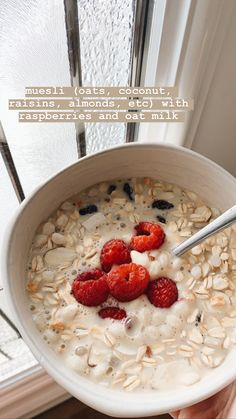 # Food and Drink healthy gluten free ☆ ☆ Healthy Breakfast Meal Prep, Healthy Snacks, Healthy Recipes, Healthy Breakfasts, Breakfast Ideas, Aesthetic Food, Food And Drink, Yummy Food, Spring Nails