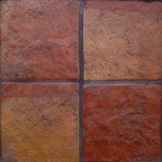 Handmade Terracotta Tiles – Mexican Saltillo and European Styles