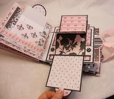 ScrapbookFashionista Designs by Rina: Teresa Collins Bebe Chic Baby Girl Mini…