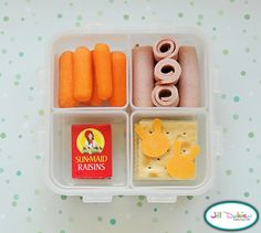 easy, healthy school lunches for kids