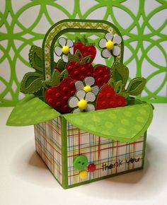 45 Most Breathtaking 3D Handmade Box Cards