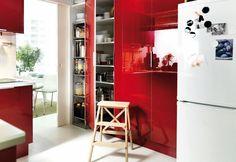 Organizar una cocina con poco espacio