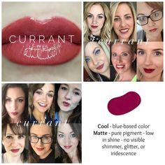 Currant Lipsense *Retired Color
