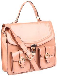 Melie Bianco Dora Satchel! Great for the Spring! Love Melie Bianco's bags!