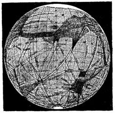 Fantastically Wrong: One Astronomer's Quest to Expose the Alien-Built Canals of Mars. This saga begins in 1888, when Italian astronomer Giovanni Schiaparelli announced that he had observed what he called canali on Mars, drawing the sketch below. You might be thinking that Martians would seem to struggle with the whole digging in a straight line thing, but to Schiaparelli, these were purely natural features of the landscape. That's because canali is Italian for channels, not canals.