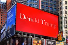This Anti-Donald Trump Billboard Is Simply Perfect - 9GAG
