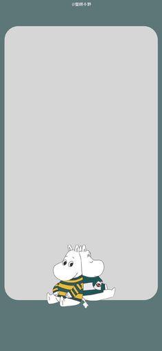 Cartoon Wallpaper, Iphone Wallpaper, Wallpaper Ideas, Moomin, Lock Screen Wallpaper, More Pictures, Homescreen, Cute Wallpapers, Kpop Fashion