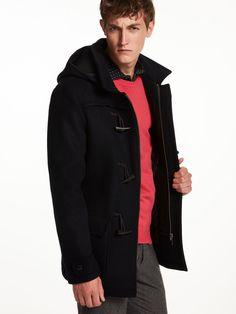 Duffel-coat classique