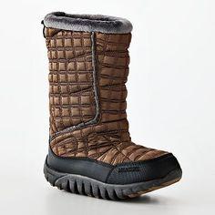 Mountrek Midcalf Winter Boots -   Size 7 1/2