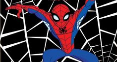 Spectacular Spider-Man, The: The Complete First And Second Season on Blu-ray from Sony Pictures Home Entertainment. More Action, Fantasy and Family DVDs available @ DVD Empire. Serie Marvel, Tv Movie, Man Movies, Superhero Series, Dvd Film, Black Friday Specials, Blu Ray Movies, Watch Cartoons, Marvel Cartoons