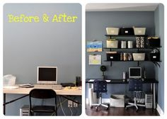 Kids Craft and Computer Area