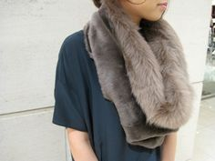 #GushlowandCole #merino & #Toscana lamb loop scarf