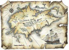 。*...。* 。....★....。*...。*。 *。☆。Pirate map。☆。* 。*...。* 。....★....。*...。