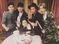 Angelababy Keep Running, Running Man, Got7, Angelababy, Luhan, Brother, China, Celebrities, Jeep