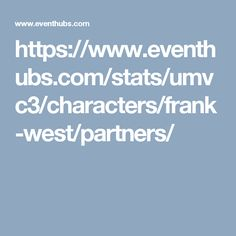 https://www.eventhubs.com/stats/umvc3/characters/frank-west/partners/