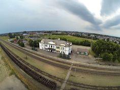 Train station  #visittaurage
