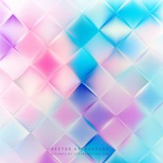 Abstract Square Background Design #freevectors