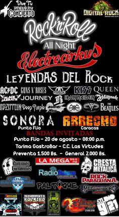 Rock N´ Rock All Night http://crestametalica.com/events/rock-n-rock-all-night/ vía @crestametalica